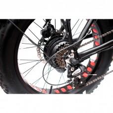 Электровелосипед Медведь 350х350 складной 2020
