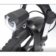 Электровелосипед GreenCamel Carbon XS