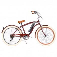 Электровелосипед Медведь Blitz 2020